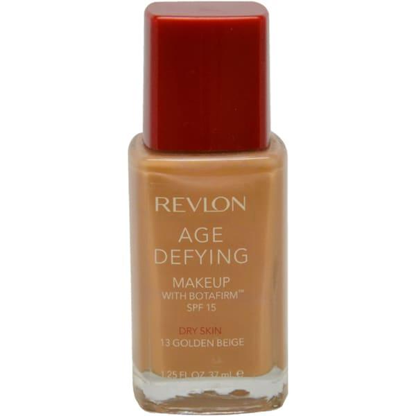 Revlon Age Defying 13 Golden Beige SPF 15 Makeup