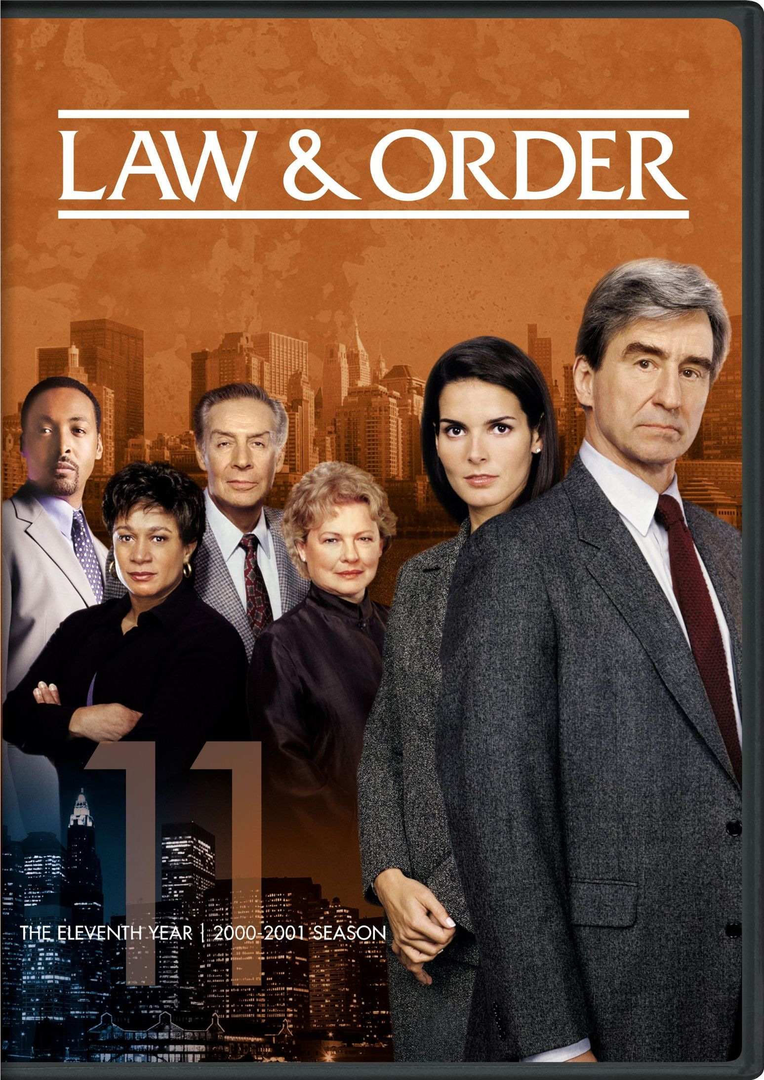 Law & Order: The Eleventh Year (DVD)