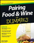 Pairing Food & Wine for Dummies (Paperback)
