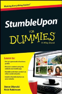 StumbleUpon for Dummies (Paperback)