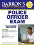 Barron's Police Officer Exam (Paperback)