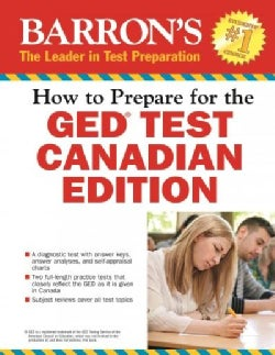How to Prepare for the Ged Test: Canadian Edition (Paperback)