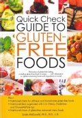 Quick Check Guide to Gluten-Free Foods (Paperback)