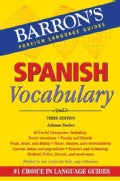 Spanish Vocabulary (Paperback)