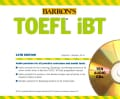 Barron's TOEFL iBT (CD-Audio)