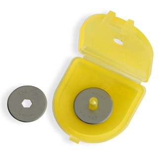 Rotary Blade Refill-18mm 2/Pkg