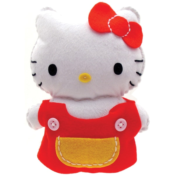 Sew A Hello Kitty Kit-Doll