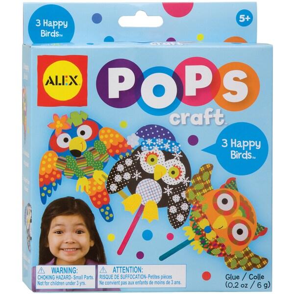 3 Happy Birds Kit-