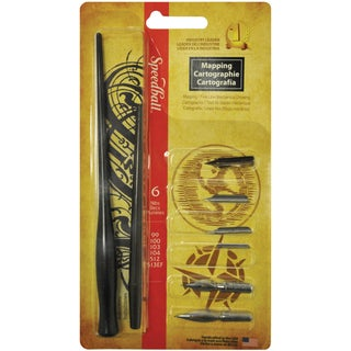 Speedball Mapping Pen Set-