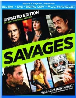 Savages (Blu-ray/DVD)