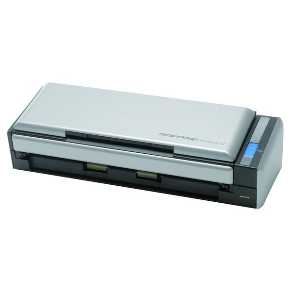 Fujitsu ScanSnap S1300i Instant PDF Multi Sheet-Fed Scanner Trade Com