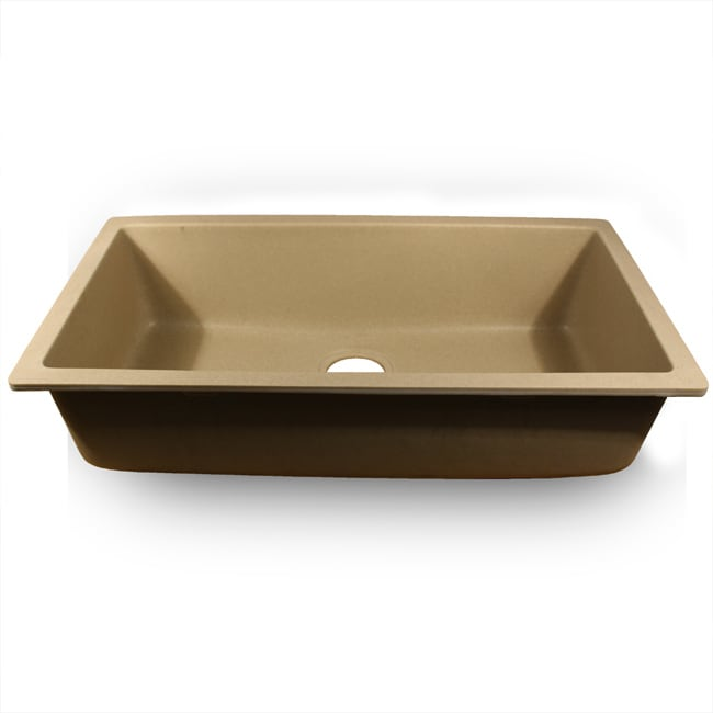 Highpoint Collection Single Bowl Granite Composite
