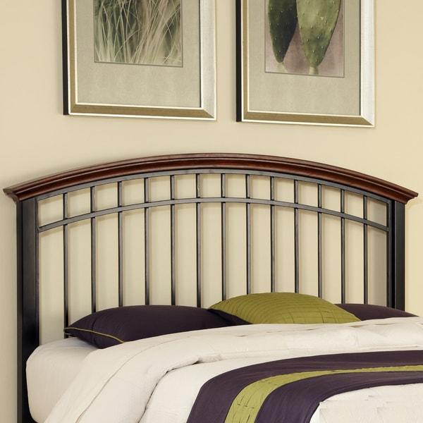 Home Styles Modern Craftsman King/ California King Headboard