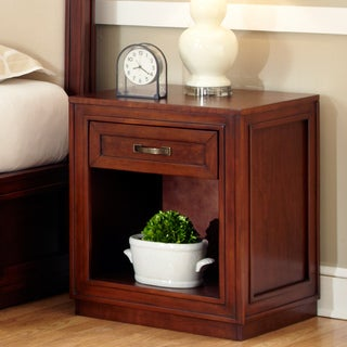 Cherry Duet Storage Night Stand