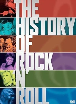 The History of Rock and Roll (DVD)