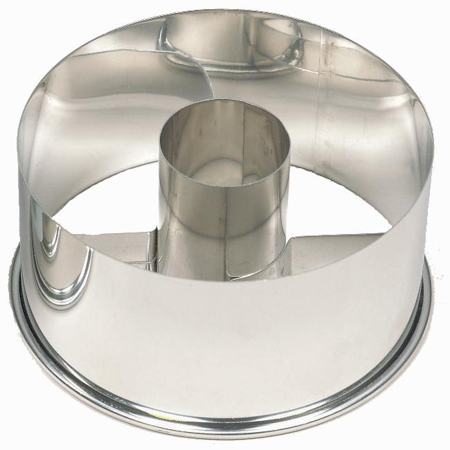 Ateco Stainless Steel 3.5-inch Donut Cutter