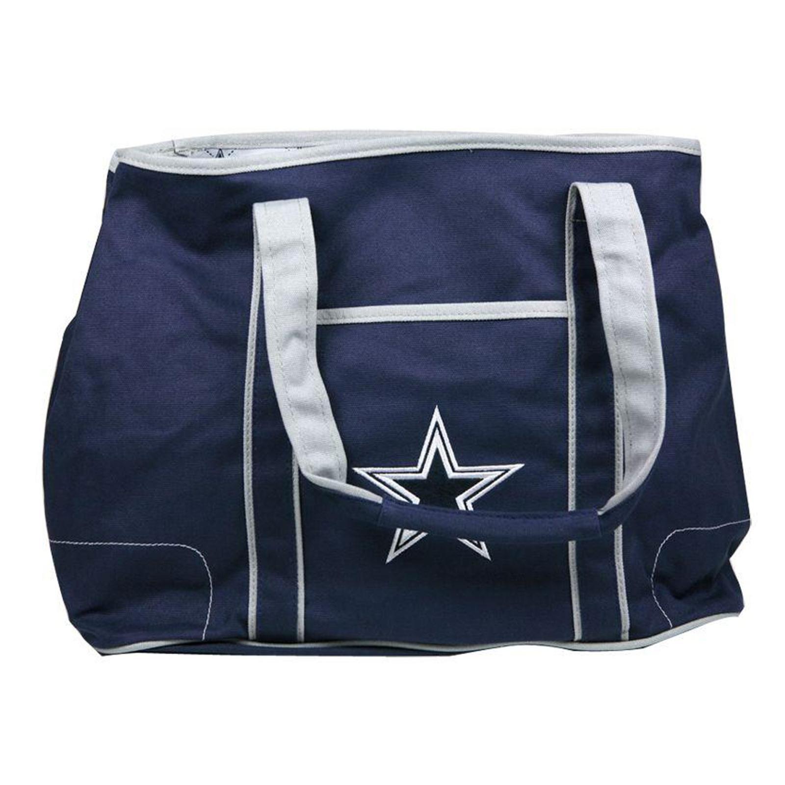 Dallas Cowboys Canvas Hampton Tote Bag