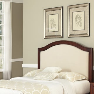 Duet King/California King Microfiber Inset Headboard