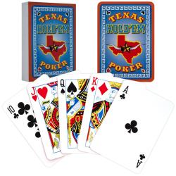 TG Texas Hold'em Poker Playing Cards