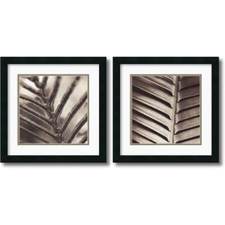 Jesse Canales 'Abstraction' Framed Art Print Set