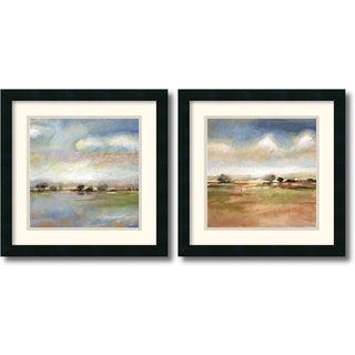 T.J. Bridge 'Journey' Framed Art Print Set