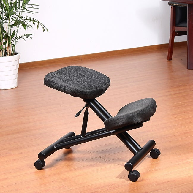 Ergonomic ball office chairs for Kneeling chair vs standing desk