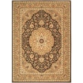 Arabesque Easton Cocoa Wool Rug (2' x 2'9)