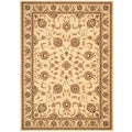 Arabesque Coventry Ivory Cream Wool Rug (12' x 15')