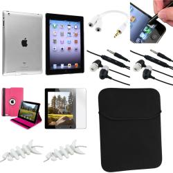BasAcc Case/ Screen Protector/ Splitter/ Stylus/ Wrap for Apple� iPad 2/ 3/ 4