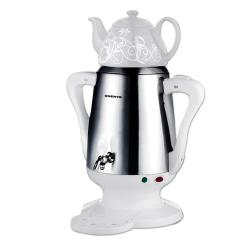 Ovente Samovar S22 White Tea Maker