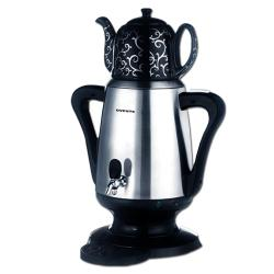 Ovente Samovar S22 Black Tea Maker