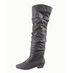 Blossom by Beston Women's 'Firenze-9' Over the Knee Boots