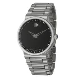 Movado Men's 'Dura' Tungsten-carbide Watch