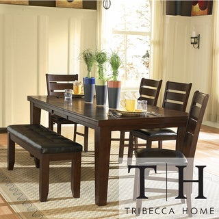 Tribecca Home Camden 6-piece Dining Set