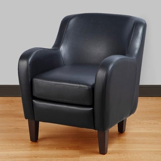 Bedford Black Tub Chair