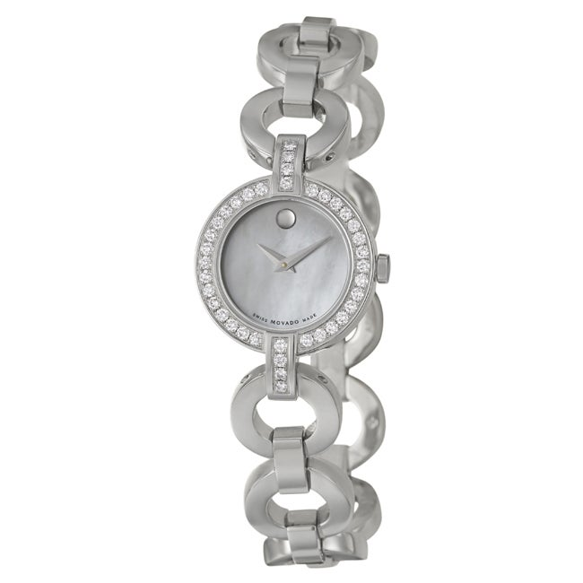 Movado Women's 'Belamoda' Stainless Steel Watch