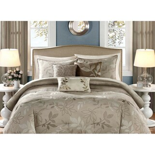 Madison Park 'Nadia' 7-piece Comforter Set