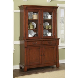 Home Styles The Aspen Collection Buffet and Hutch