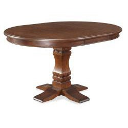The Aspen Collection Pedestal Dining Table