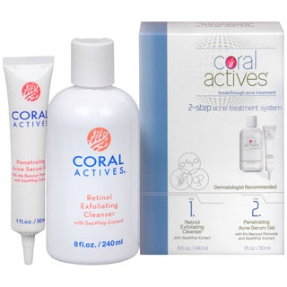 CoralActives Complete Acne Therapy System
