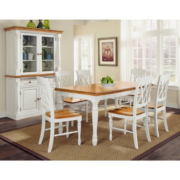 Home Styles Monarch Dining Table and Chairs