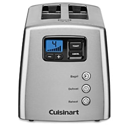 Cuisinart Stainless Steel Two-slice Toaster