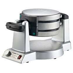 Waring Pro WMK600 Double Belgian Waffle Maker **with Mail-in Offer**