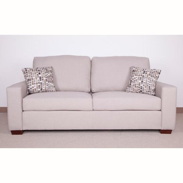 Eve Polyester Fabric Sofa