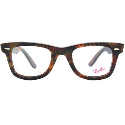 Ray-Ban Unisex RX 5121 Original Wayfarer Light Tortoise Optical Frames
