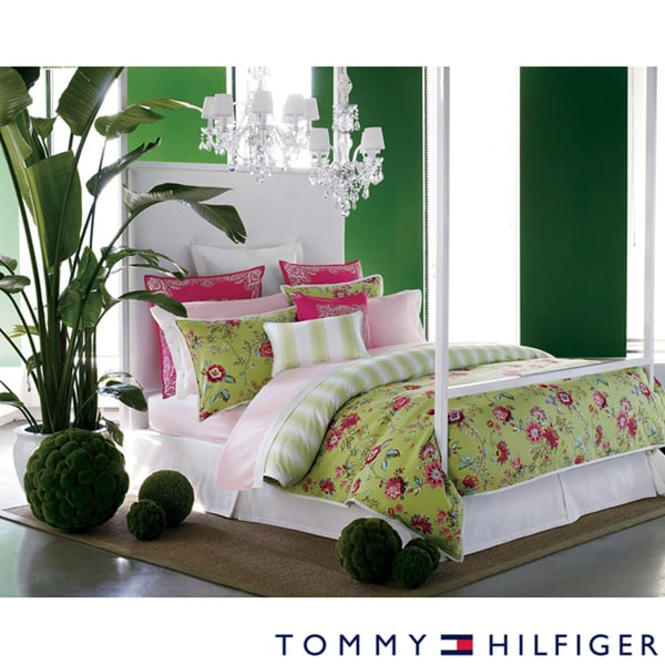 Tommy Hilfiger Roof Top Terrace 3-piece Duvet Cover Set