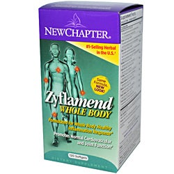 New Chapter Zyflamend Whole Body Herbal Supplement (120 Softgels)