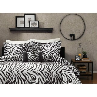 Madison Park Mali 4-Piece Duvet Cover Set