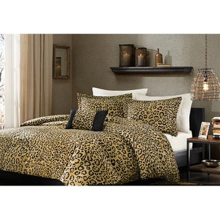Madison Park Malawi 4-Piece Duvet Cover Set
