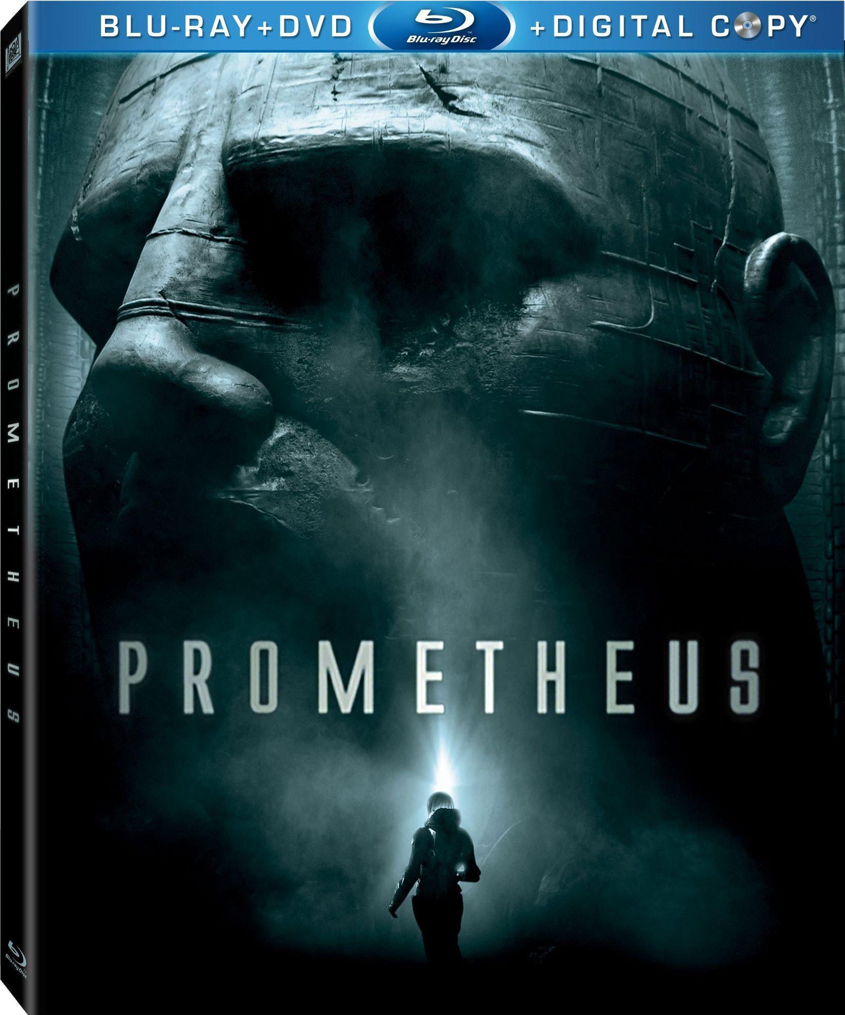 Prometheus (Blu-ray/DVD)